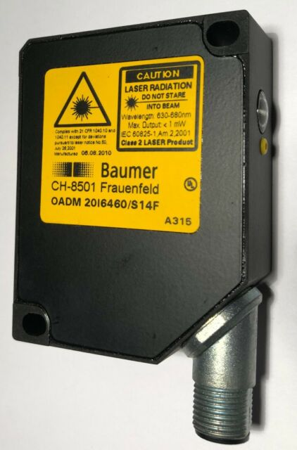 Baumer-OADM-20l6460-s14F